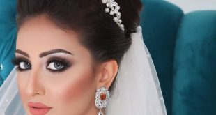 صوره مكياج عروس , صور لاحدث ميك اب للعرايس
