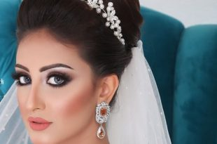 صورة مكياج عروس , صور لاحدث ميك اب للعرايس