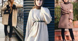 صور ملابس محجبات , اجمل اشكال ملابس بالحجاب