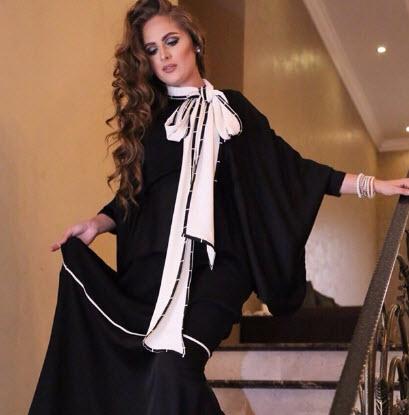 صورة عباية اماراتية , صور تظهر جمال العبايات الاماراتية 3863 4
