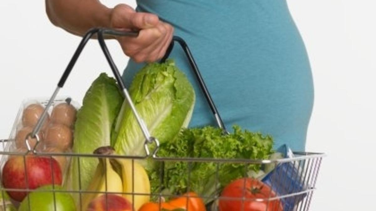 بالصور تغذية الحامل في الشهر الاول , طعام الحامل فى الشهور الاولى 3940 1