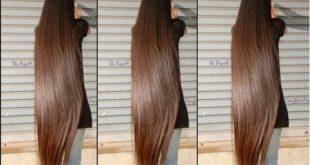 صوره طرق تطويل الشعر , احدث طرق لتطويل الشعر