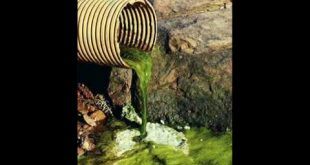 صورة اسباب تلوث الماء , الصرف الصحي وكارثته علي الماء