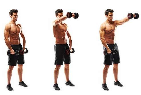 صوره تمارين الكتف , رياضة لتقوية عضلات الكتف