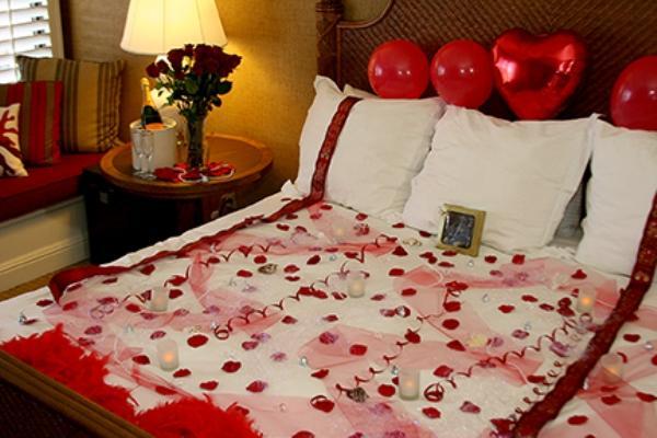 بالصور فنون في غرفة النوم , فن التزيين في غرفة النوم 4375 7
