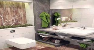 صوره تصاميم حمامات , اجمل تصميم حمام للبيت