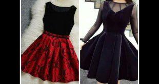 بالصور فساتين قصيرة تركية , اجمل الفساتين التركيه 4812 12 310x165