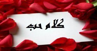 صوره كلمة احبك , اجمل كلامات الحب