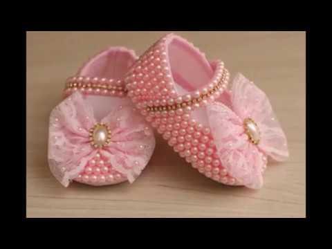 بالصور احذية اطفال بنات , احدث احذيه روعه للبنات 1079 10