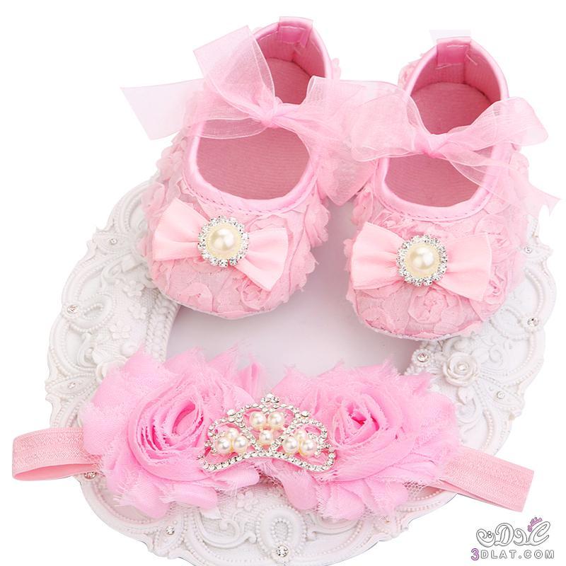 بالصور احذية اطفال بنات , احدث احذيه روعه للبنات 1079 4
