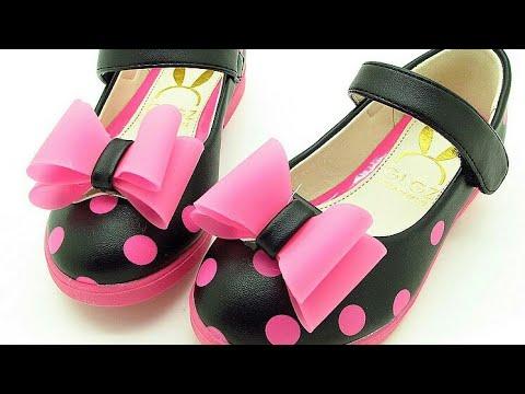 بالصور احذية اطفال بنات , احدث احذيه روعه للبنات 1079 6