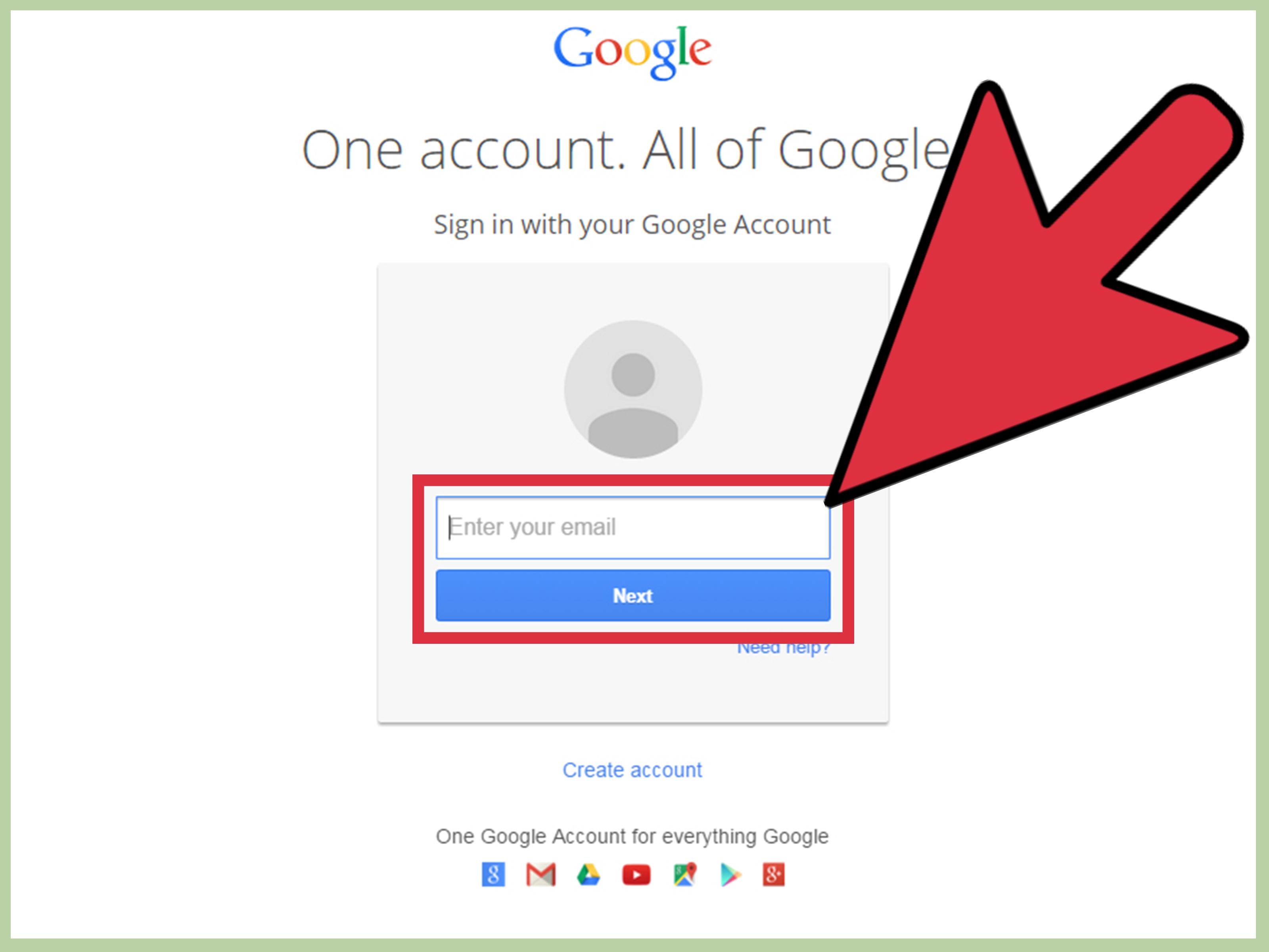 بالصور عمل ايميل جوجل , طريقة تسجيل ايميل جوجل 1102 1