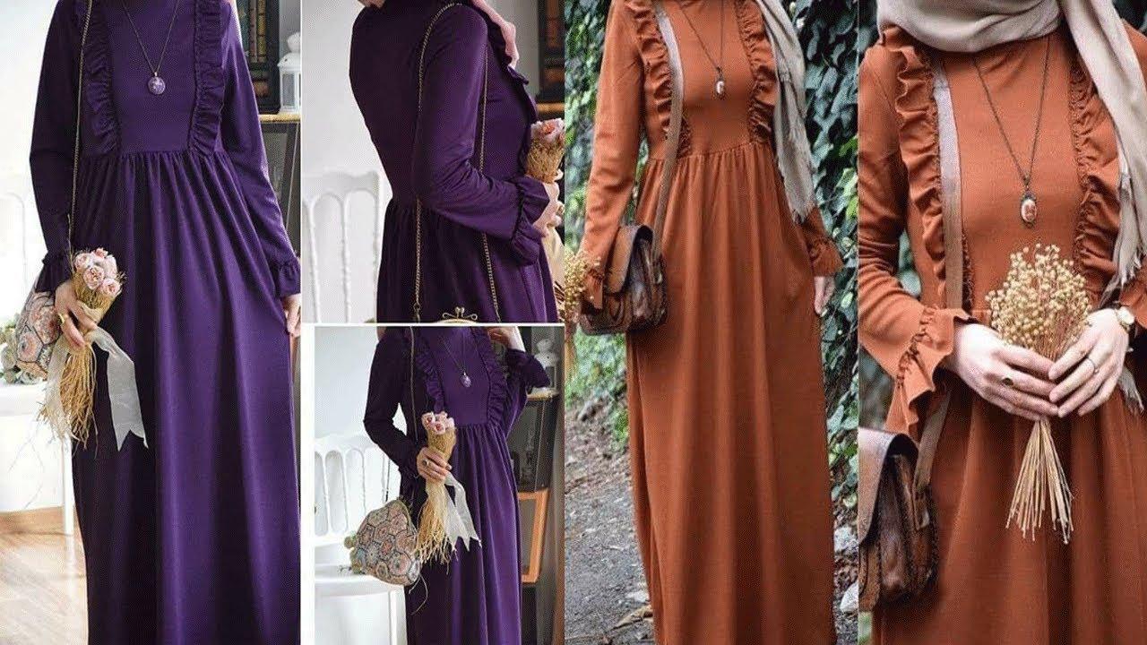بالصور حجابات 2019 , اجمل و اجدد موديلات الحجابات 1105 10