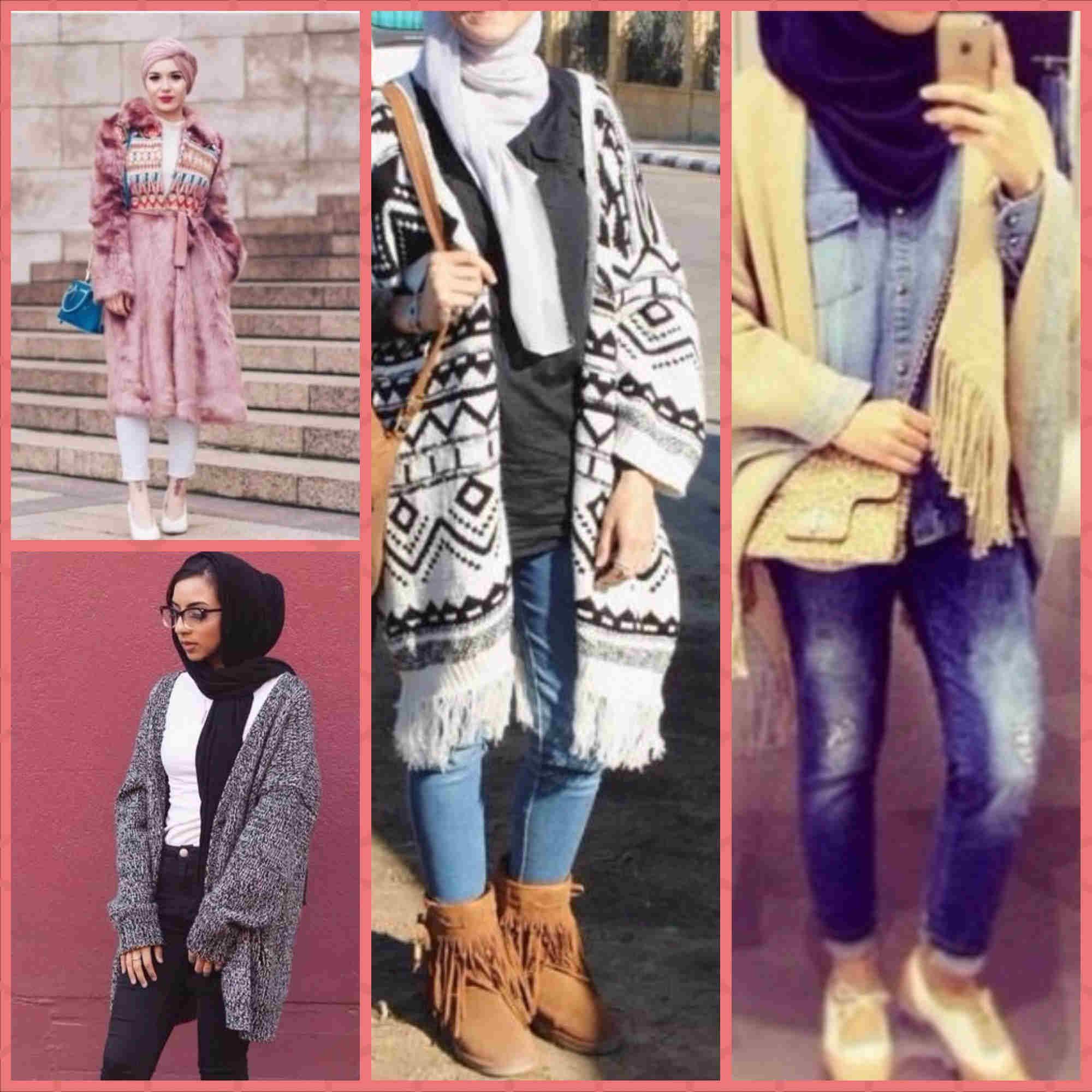 بالصور حجابات 2019 , اجمل و اجدد موديلات الحجابات 1105 11