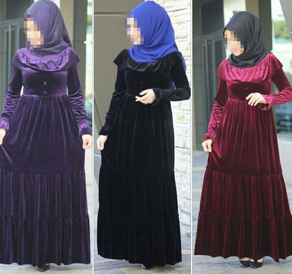 بالصور حجابات 2019 , اجمل و اجدد موديلات الحجابات 1105 4