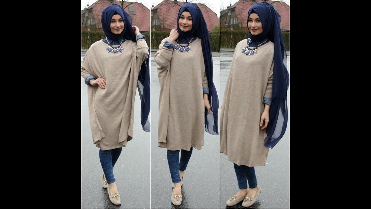 بالصور حجابات 2019 , اجمل و اجدد موديلات الحجابات 1105 5