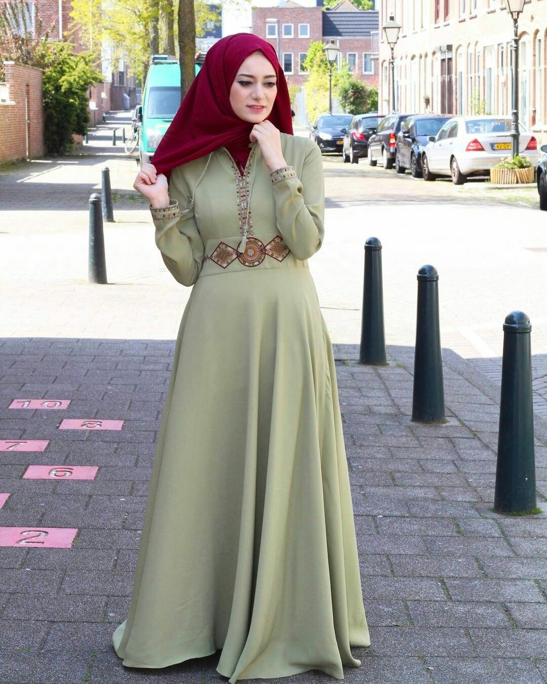 صورة حجابات 2019 , اجمل و اجدد موديلات الحجابات