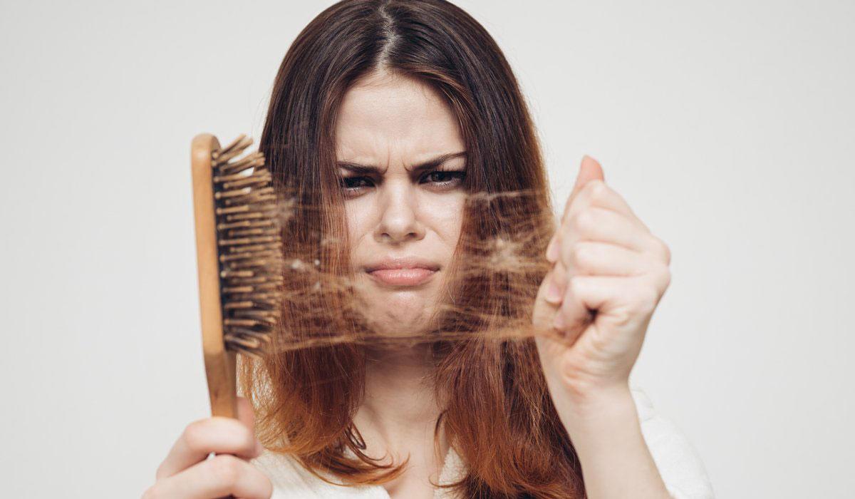 صوره تساقط الشعر , السبب في تساقط الشعر وعلاجه