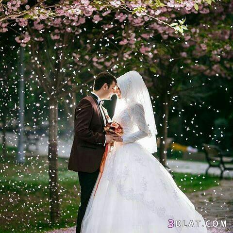 صور عروس وعريس في قمة الجمال والروعة والشياكة قلوب فتيات
