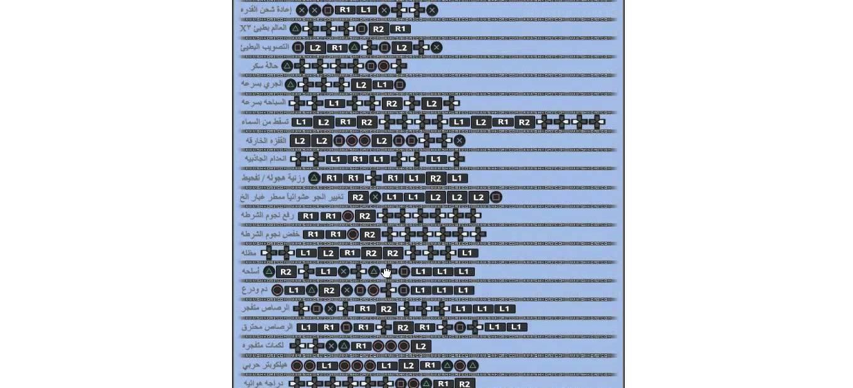 بالصور رموز جراند 5 , كلمات سر جراند 5 لايعرفها الكثير 1982 1