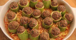صوره اكلات رمضان منال العالم , طريقة عمل اكلات لكفتة بالجبنة في قمة الروعة