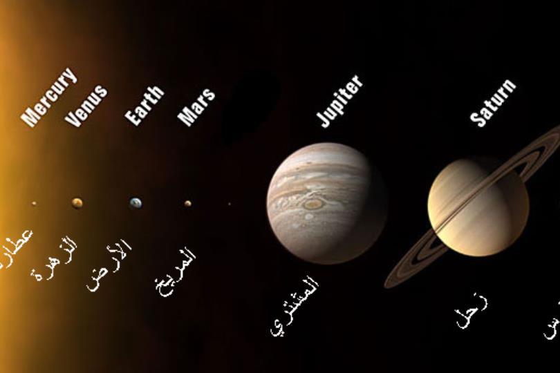 صوره اقرب كوكب الى الارض , من المسافة والحجم
