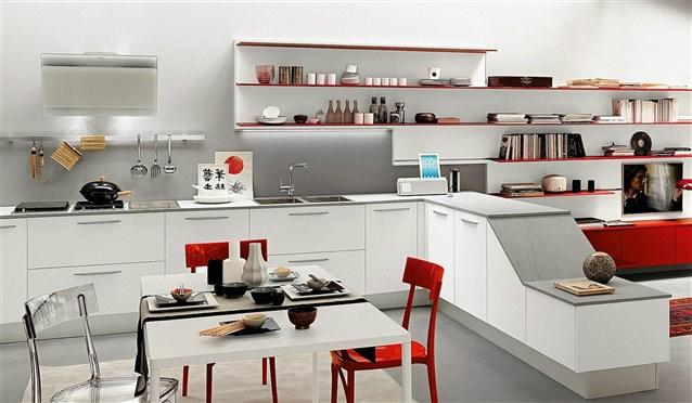 صوره افكار منزلية للمطبخ , جديدة ومبتكرة ورائع للمطبخ الضيق والواسع