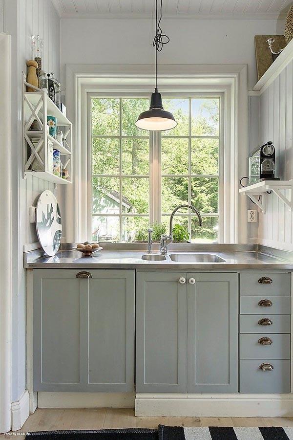 بالصور افكار منزلية للمطبخ , جديدة ومبتكرة ورائع للمطبخ الضيق والواسع 2020 4