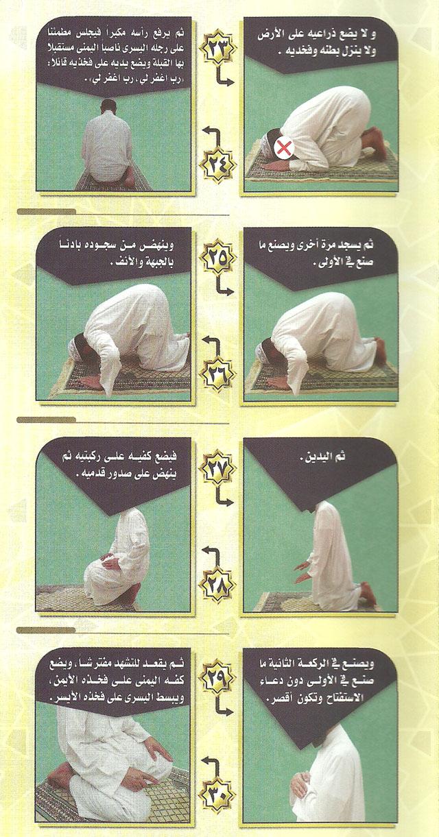 بالصور طريقة الصلاة الصحيحة بالصور , علم ابنائك واهلك واحبابك الطريقة الصحيحة لصلاة 2030 5