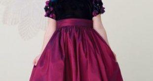 صوره فساتين بنوتات , طريقة تفصيل اجمل اشكال الفساتين للبنوتات