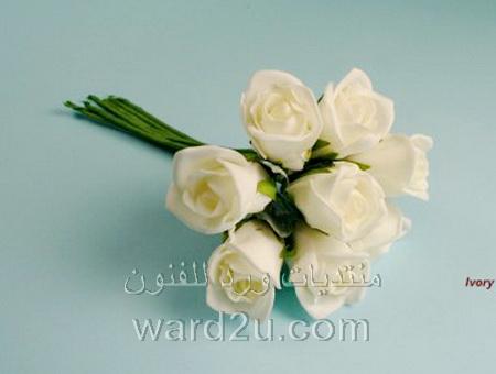 بالصور اجمل ورد , طريقة عمل اجمل ورد من الفوم لعيد الام 2082 2