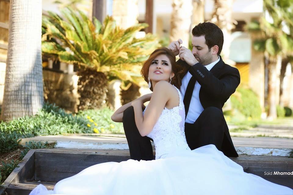 بالصور صور عرسان حلوه , اجمل لقطات لصور عرسان روعة في زفافهم 2131 3