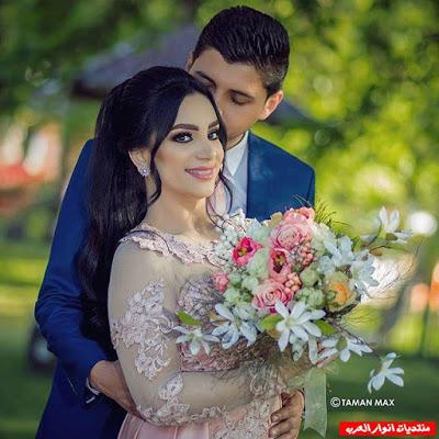 بالصور صور عرسان حلوه , اجمل لقطات لصور عرسان روعة في زفافهم 2131 6