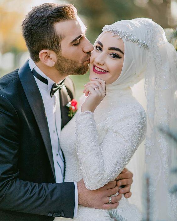 بالصور صور عرسان حلوه , اجمل لقطات لصور عرسان روعة في زفافهم 2131 9