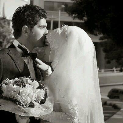 صوره صور عرسان حلوه , اجمل لقطات لصور عرسان روعة في زفافهم