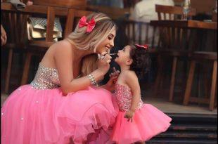 صور صور بنت وامها , اجمل الصور لبنات مع امهاتهم