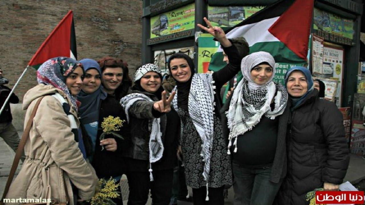 صورة بنات فلسطين , اجمل واجدع وافضل بنات فلسطينات مناضلات 2193