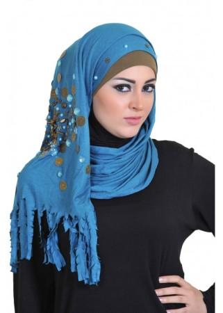 بالصور بنات محجبات على الفيس بوك , اشكال وطرق لف الحجاب بانواعه 3987 1