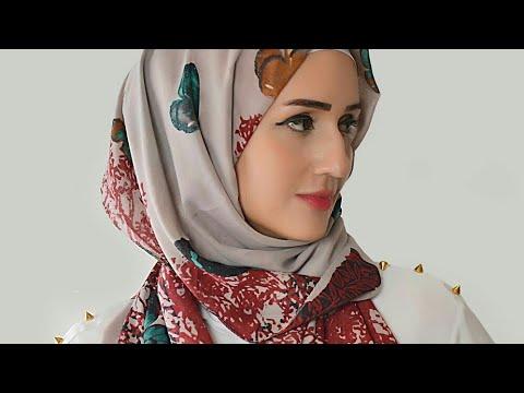 بالصور بنات محجبات على الفيس بوك , اشكال وطرق لف الحجاب بانواعه 3987 10