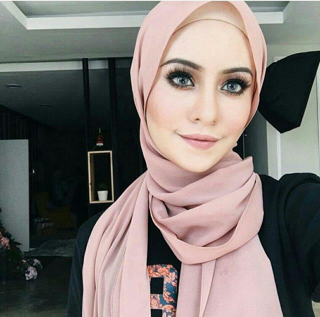 بالصور بنات محجبات على الفيس بوك , اشكال وطرق لف الحجاب بانواعه 3987 2
