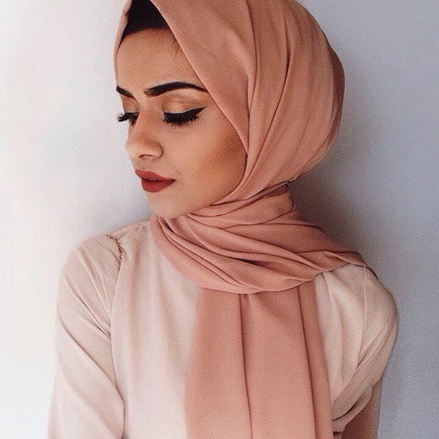بالصور بنات محجبات على الفيس بوك , اشكال وطرق لف الحجاب بانواعه 3987 5