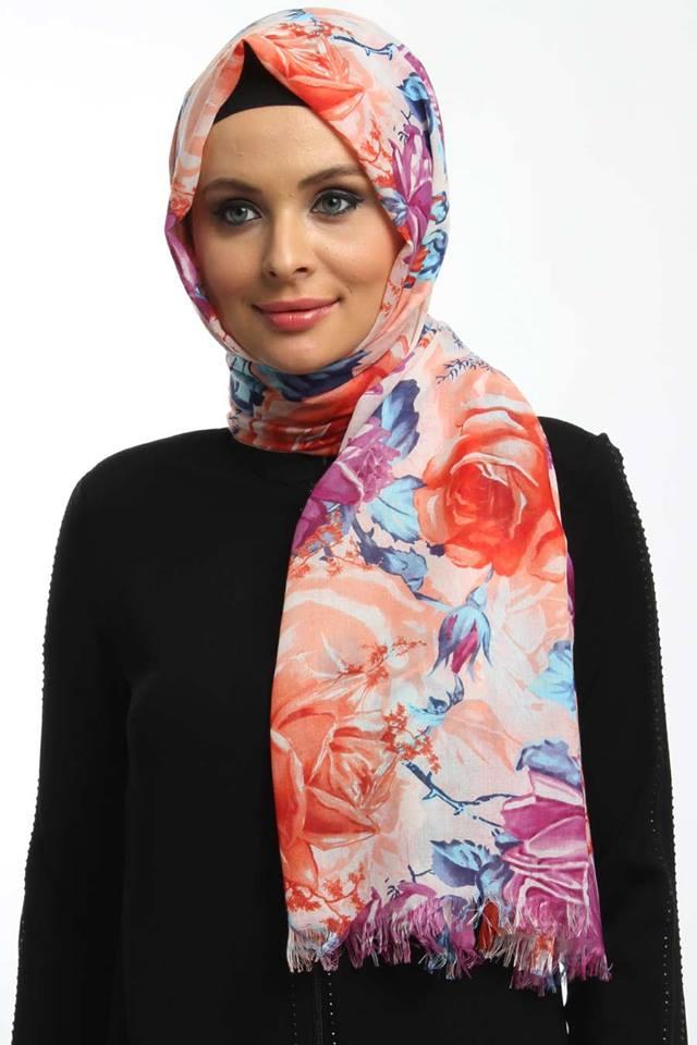 بالصور بنات محجبات على الفيس بوك , اشكال وطرق لف الحجاب بانواعه 3987 7