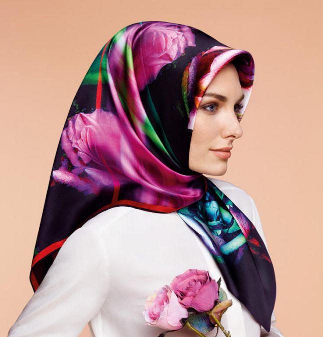 بالصور بنات محجبات على الفيس بوك , اشكال وطرق لف الحجاب بانواعه 3987 8
