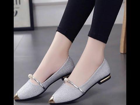 بالصور احذية حريمى , موديلات احذية حريمى 2019 4014 5
