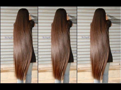 بالصور خلطات لتطويل الشعر في يومين , طريقه لتطويل الشعر بسرعه رهيبه 4087 2