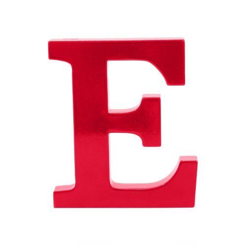 حرف E مزخرف كتابة