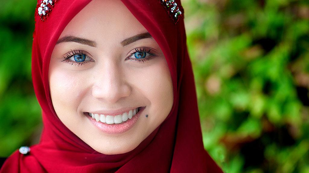 بالصور صور بنات جميلات محجبات , فتيات محجبات بدون مكياج 4119 6