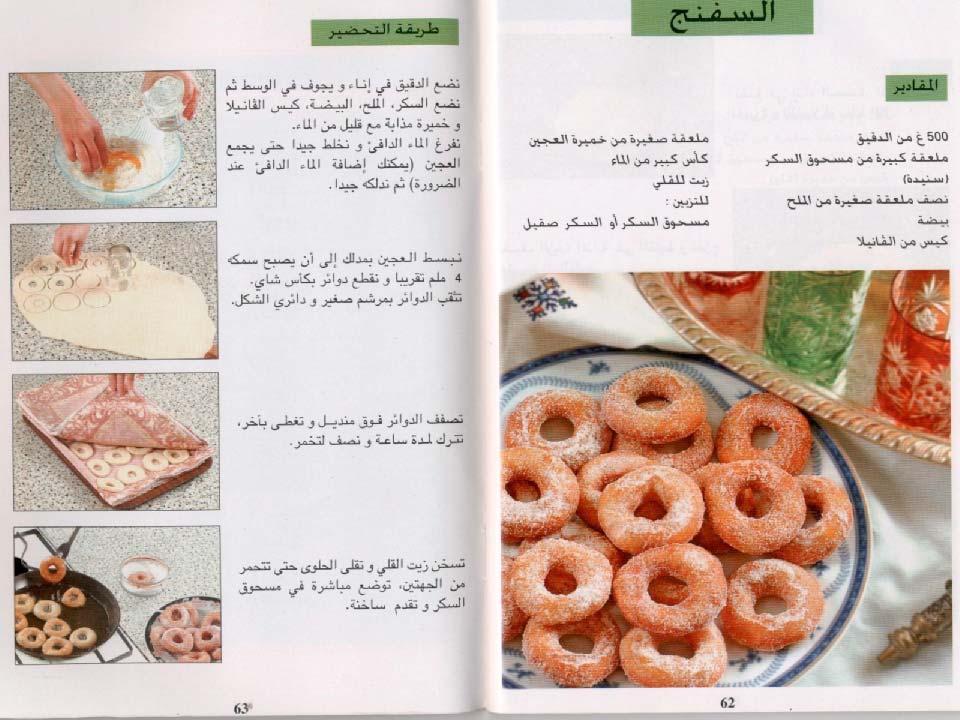 بالصور وصفات حلويات بالصور , اطيب وصفات الحلويات السهله 4226 2