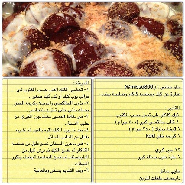بالصور وصفات حلويات بالصور , اطيب وصفات الحلويات السهله 4226 7