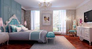 صوره اجمل ديكورات غرف النوم , صور ديكورات وتصاميم غرف النوم